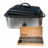 Ohřívací nádoba pro lávové kameny  - 18L